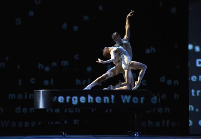 """Probeneinblicke zum Ballett """"Zauberberg"""""""