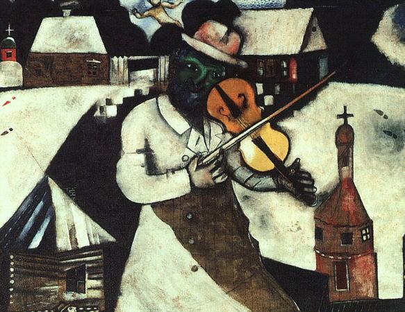 """Was hat Marc Chagall mit """"Anatevka"""" zu tun?"""