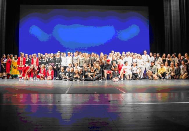 200 junge Leute – eine Passion: Der Tanz