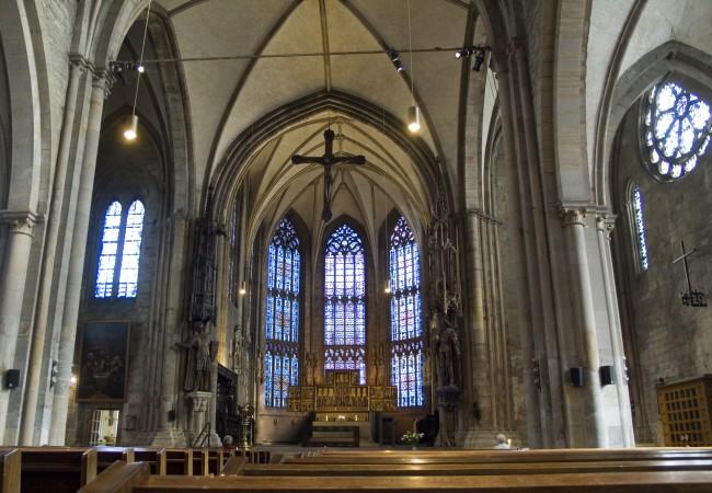 Heilige Vielfaltigkeit: Reinold und Rinaldo