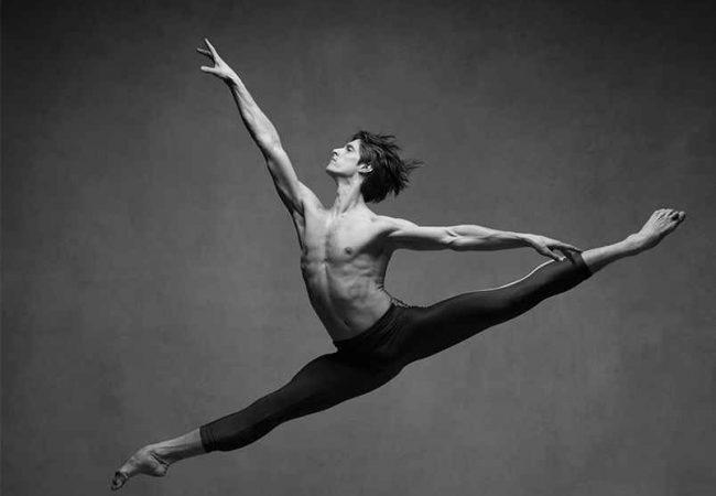 Xander Parsih. Erster Solist des Mariinsky Theaters in Saint Petersburg