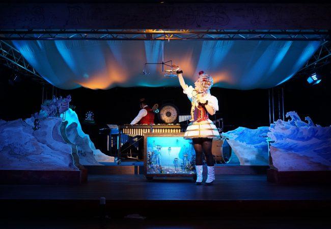 Eine Bühne für den Operntreff