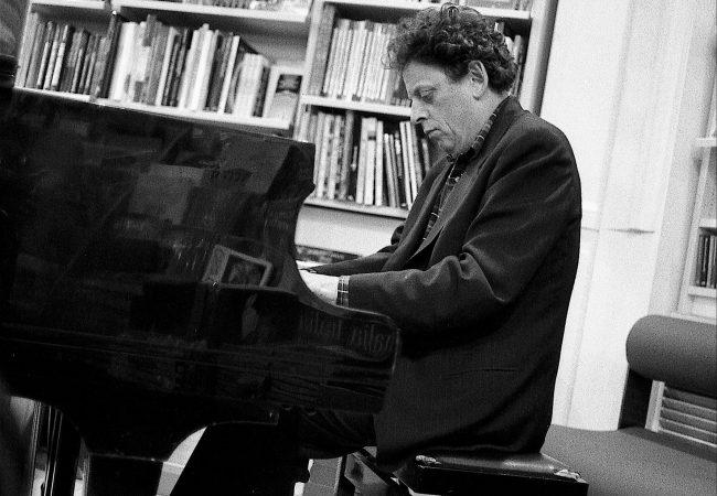 Klempner und Theatertier:  Philip Glass wird 80