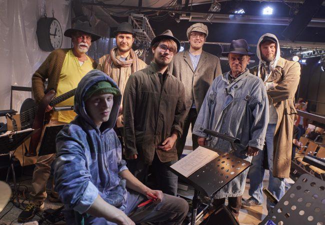 Orange Groove 2.0 – Die Kooperation der Jungen Oper mit der Musikschule Dortmund